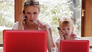 Мама в декретном отпуске тоже может зарабатывать