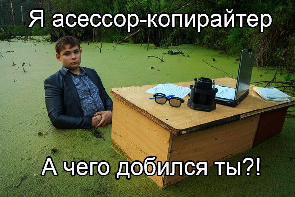 Асессор-копирайтер