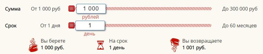 СКПК Взаимопомощь г. Орел, rurcredit.ru