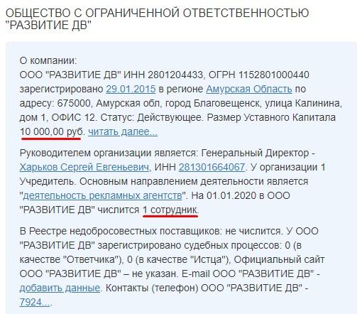 Продвижение онлайн-курсов Сергея Харькова, kharkov.moscow